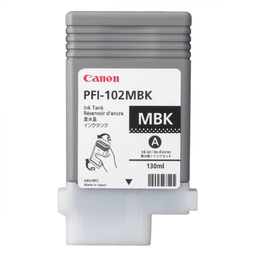 Toner Canon 0895B001 black 130ml. PFI-102B